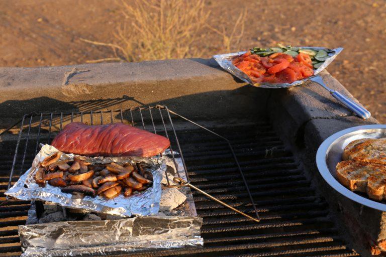 Outdoor Küche Camping Rezepte : Camping rezepte eat smarter